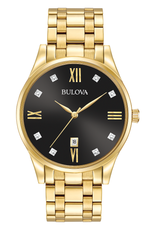 Bulova Bulova 97D108 Men's Diamond Watch