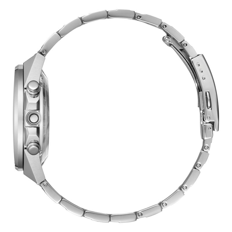 Citizen Citizen Connected Men's Silver Tone Blue Dial Bluetooth Watch