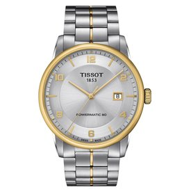 Tissot Tissot Luxury Powermatic 80 Men's Two Tone Watch