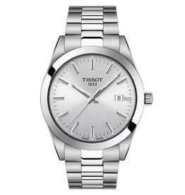 Tissot Tissot Gentleman Silver Tone Watch
