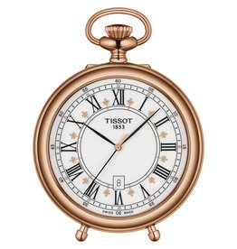 Tissot Tissot Stand Alone Rose Tone Pocket Watch