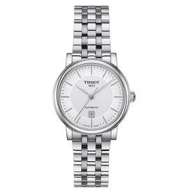 Tissot Tissot Carson Premium Automatic Lady Silver Tone Watch