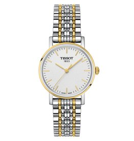 Tissot Tissot Everytime Small Ladies Two Tone Watch