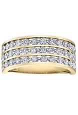 10K Yellow Gold (0.50ct) Diamond Ring