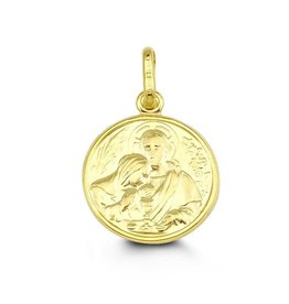 10K Yellow Gold Communion Pendant
