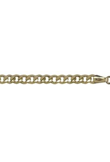 """10K Yellow Gold (2.6mm) Curb Chain (16"""" - 24"""")"""
