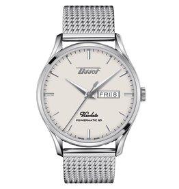 Tissot Tissot Heritage Visodate Powermatic 80 Men's Silver Tone Mesh Strap Watch