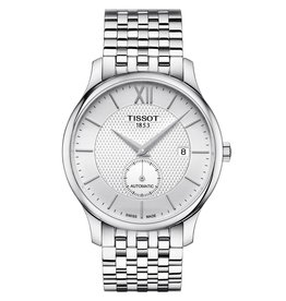 Tissot Tissot Tradition Automatic Men's Silver Tone Watch
