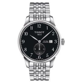 Tissot Tissot Le Locle Automatique Men's Silver Tone Black Dial Watch