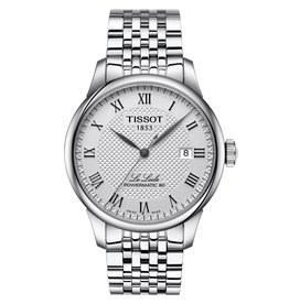Tissot Tissot Le Locle Powermatic 80 Men's Silver Tone Watch