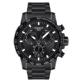 Tissot Tissot Supersport Chrono Men's Black Tone Black Dial Watch