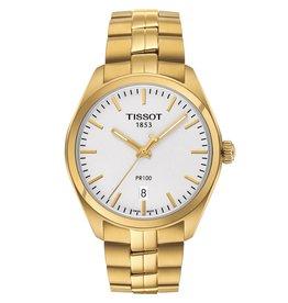 Tissot Tissot PR 100 Men's Gold Tone Watch