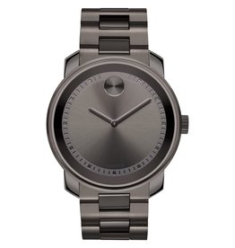 Movado Movado Bold Men's Grey Tone Grey Dial Watch