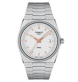 Tissot Tissot PRX Men's Silver Tone Watch