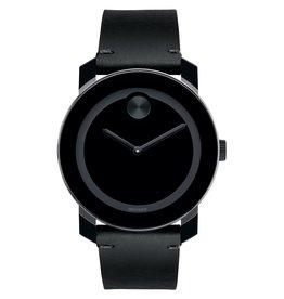 Movado Movado Bold TR90 Men's Black Tone Black Dial Watch