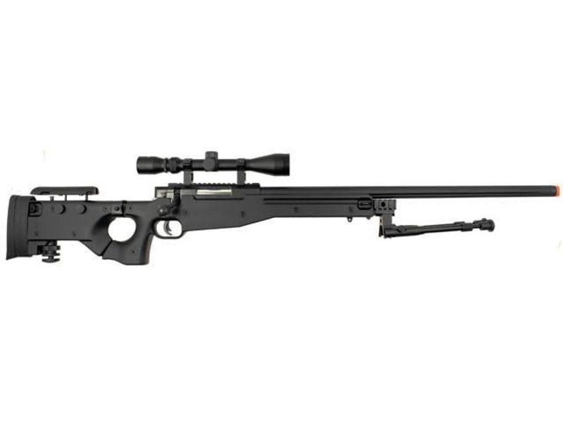 Airsoft Extreme WELL MB08 L96 AWP Rifle w/ Folding Stock