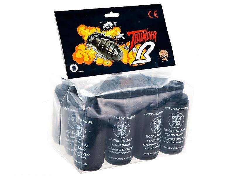 Thunder B Thunder B 12-Pack Replacement Shells / Flashbang Style