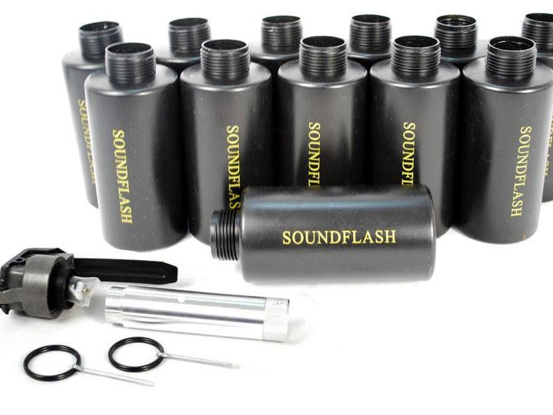 Thunder B Thunder B Player Package 12 Shell Set / Sound Flash Shell