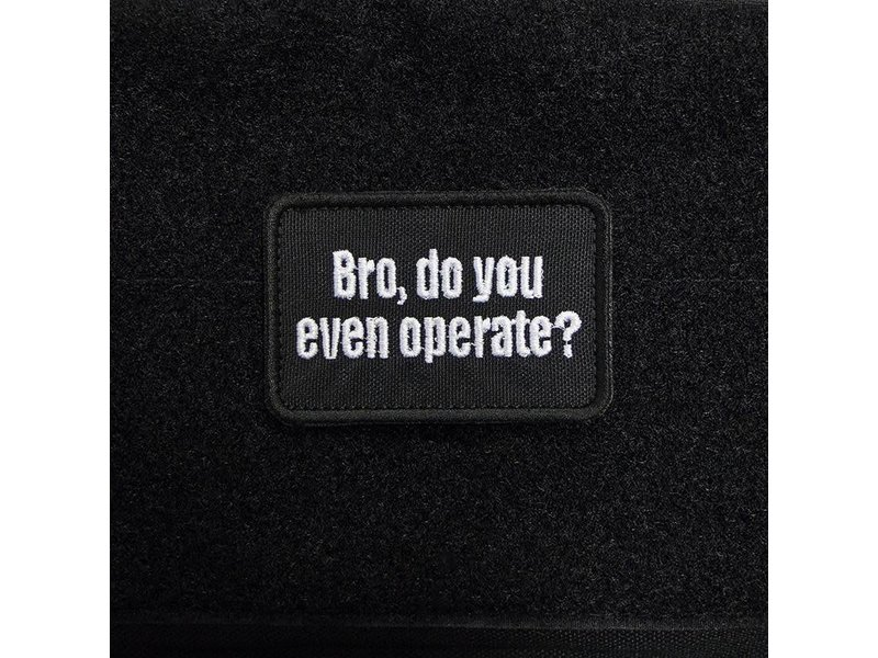 NextGen Warfighter NextGen Warfighter Bro, Do You Even Operate?