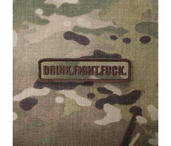 NextGen Warfighter Drink. Fight. Fuck.