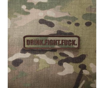 NextGen Warfighter Drink. Fight. Fuck.