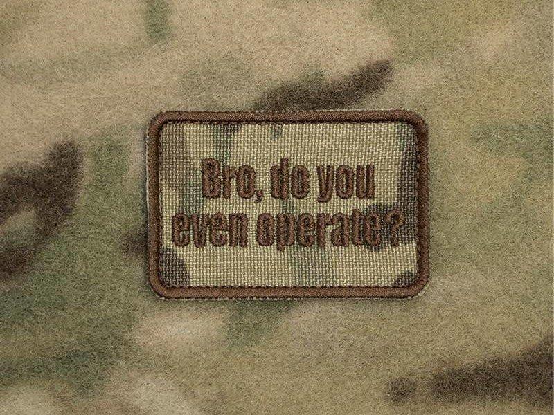 NextGen Warfighter NextGen Warfighter Bro, Do You Even Operate?