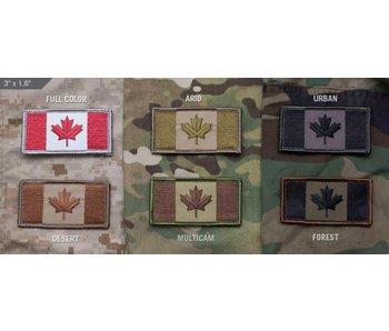 Mil-Spec Monkey Canadian Flag
