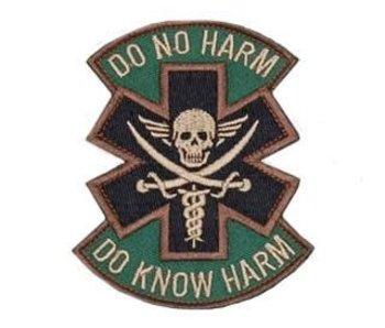 Mil-Spec Monkey Do No Harm (Pirate)
