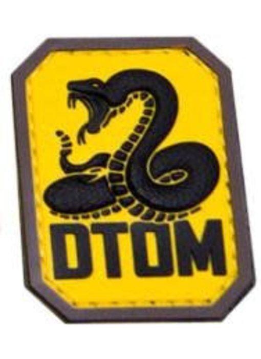 Mil-Spec Monkey Don't Tread On Me Compact Patch