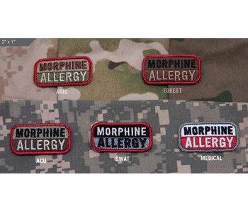 Mil-Spec Monkey Morphine Allergy