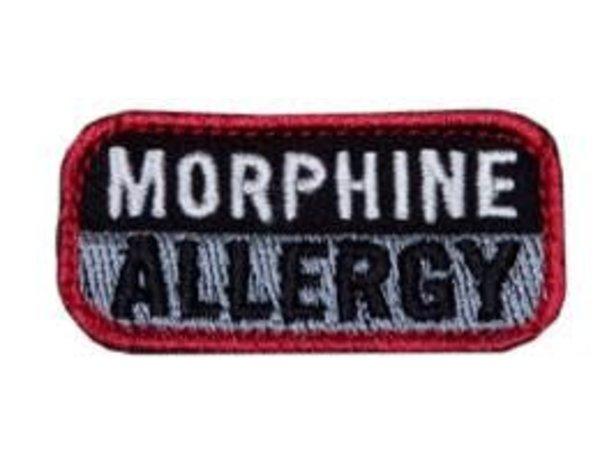 Mil-Spec Monkey Mil-Spec Monkey Morphine Allergy