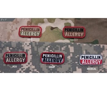 Mil-Spec Monkey Penicillin Allergy