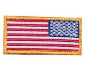 US Mini Flag Reverse