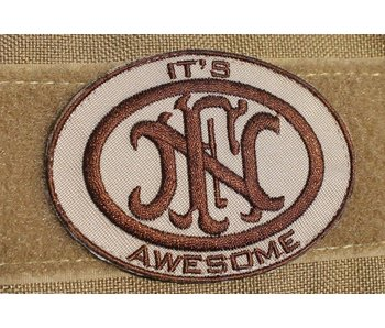 Orca Industries It's FN Awesome! Patch