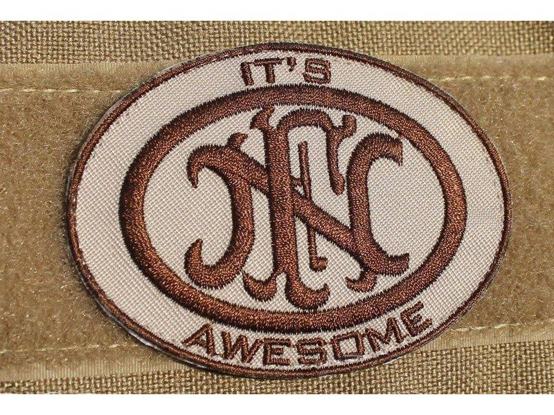 Orca Industries Orca Industries It's FN Awesome! Patch
