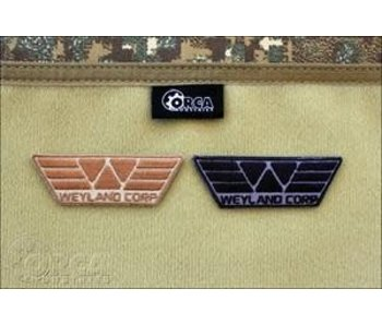 Orca Industries Weyland Corp Patch