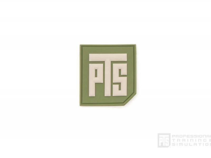 "PTS PTS Square Logo 2"" Tab Patch"