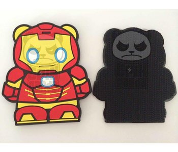 Epik Panda Heroes PVC Steel Panda