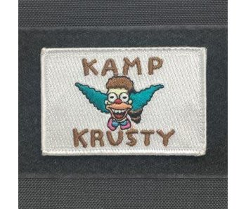 Tactical Outfitters Kamp Krusty Morale Patch