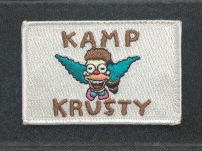 Tactical Outfitters Tactical Outfitters Kamp Krusty Morale Patch