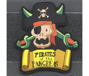 Tactical Outfitters Pirates of the Pancreas 3D PVC