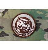 Orca Industries Orca Industries Cheezburger Operator Patch, Desert