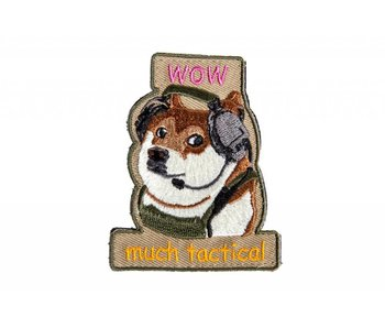 Amped Tactical Doge Patch