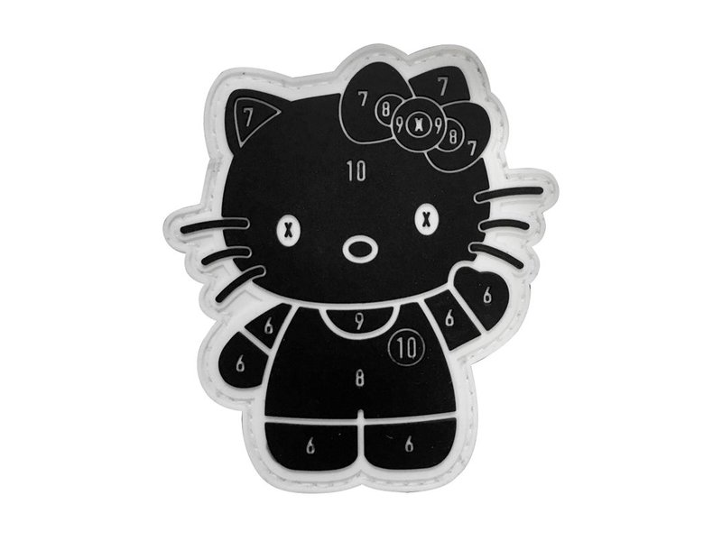 Zoo Tactical Zoo Tactical Bye Bye Kitty PVC Patch