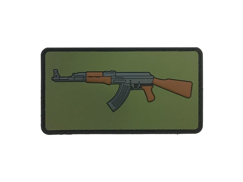 Zoo Tactical Zoo Tactical AK Emoji PVC Patch
