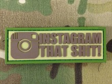 Tactical Outfitters Tactical Outfitters Instagram That Shit PVC Patch