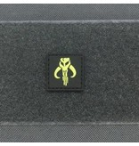 Tactical Outfitters Tactical Outfitters Mandalorian Cat Eye GITD PVC Patch