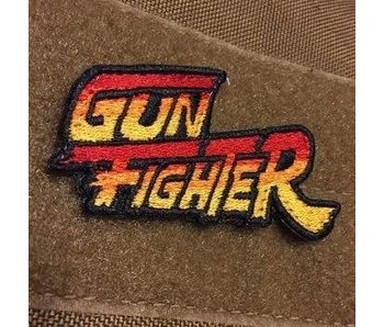 Tactical Outfitters Gun Fighter Morale Patch