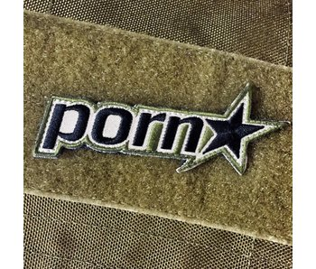 Tactical Outfitters Porn Star Morale Patch