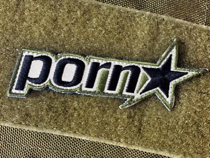 Tactical Outfitters Tactical Outfitters Porn Star Morale Patch